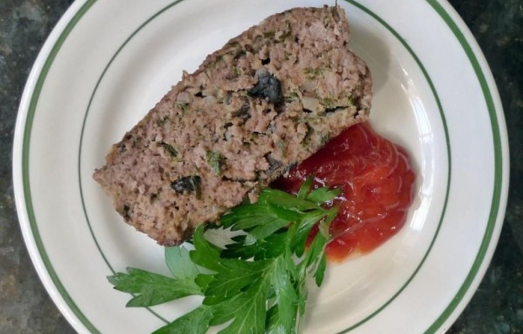 Pieczeń mięsno-warzywna