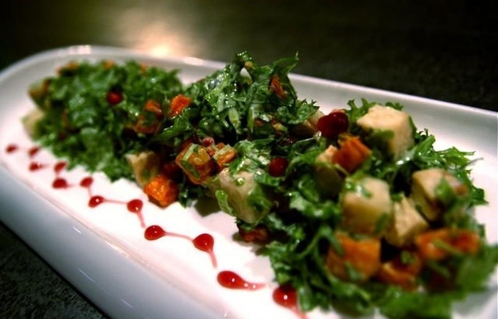 Warzywa grillowane z winem