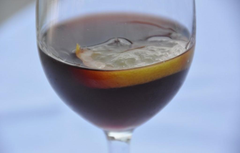 Prošek domowy-wino