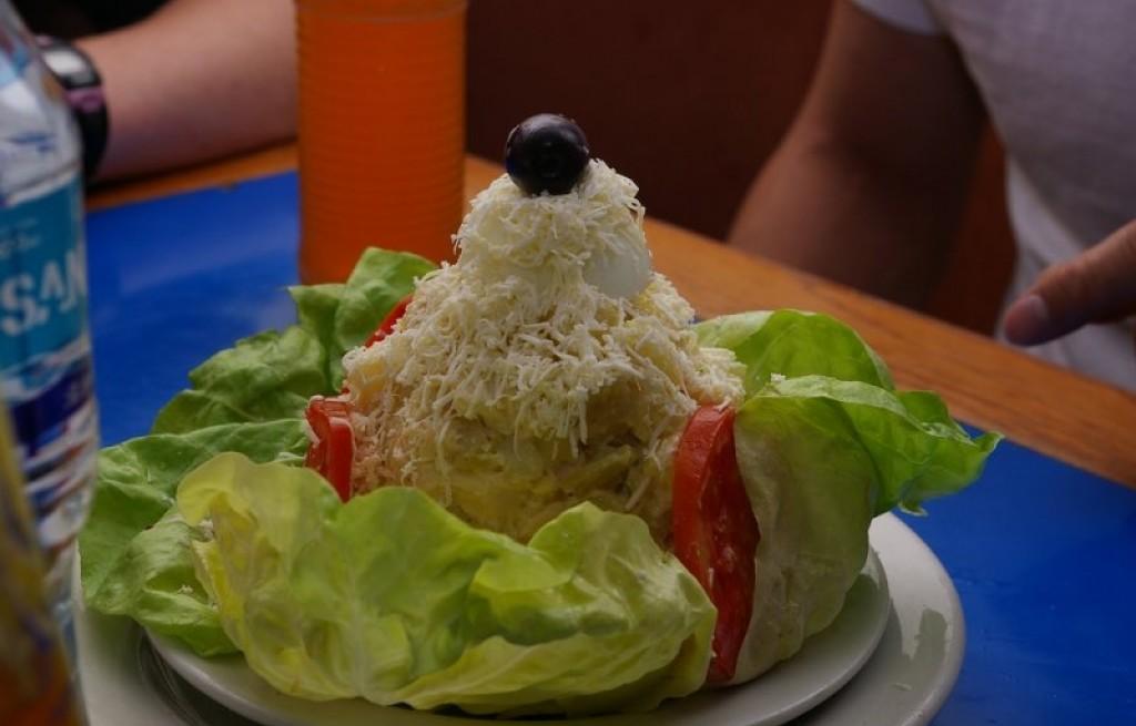 Sałatka peruwiańska
