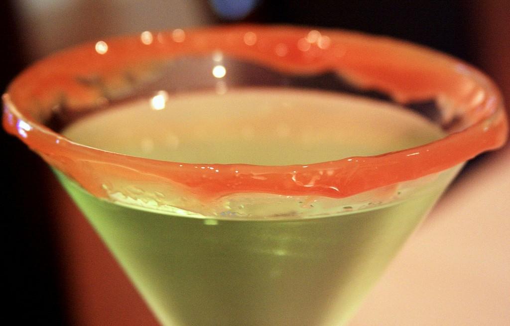 Drink z galaretką