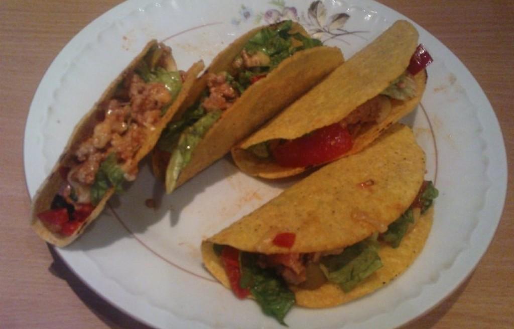 Tacos Kukurydziane