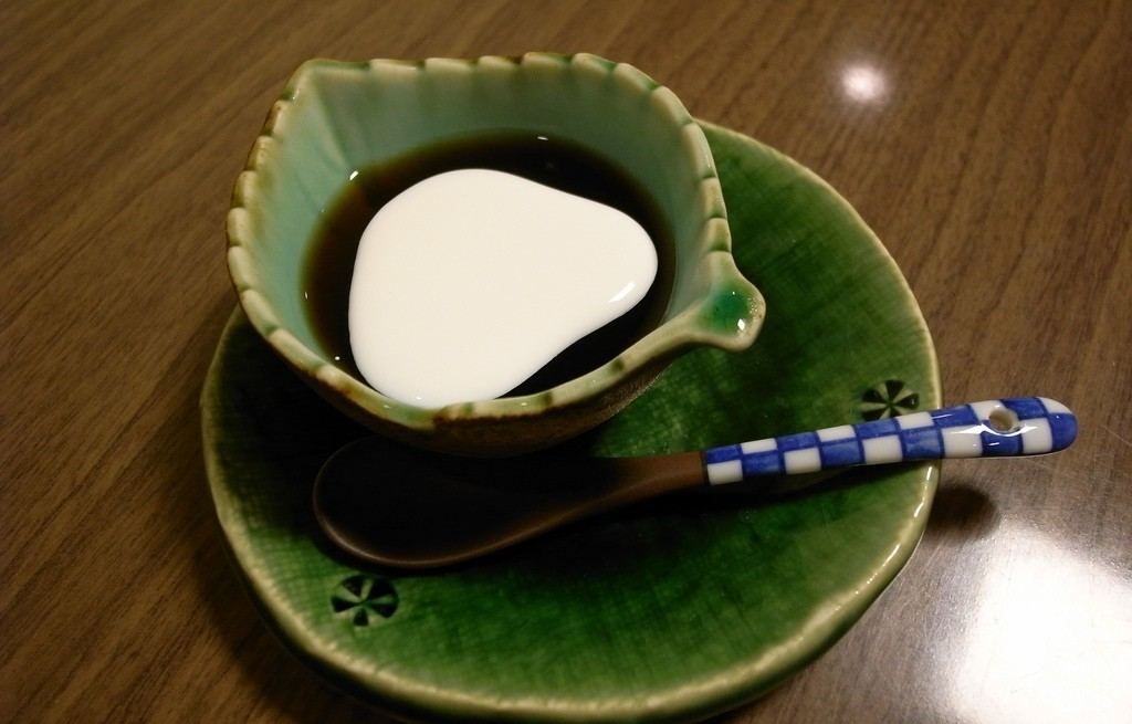 Kawowa galaretka