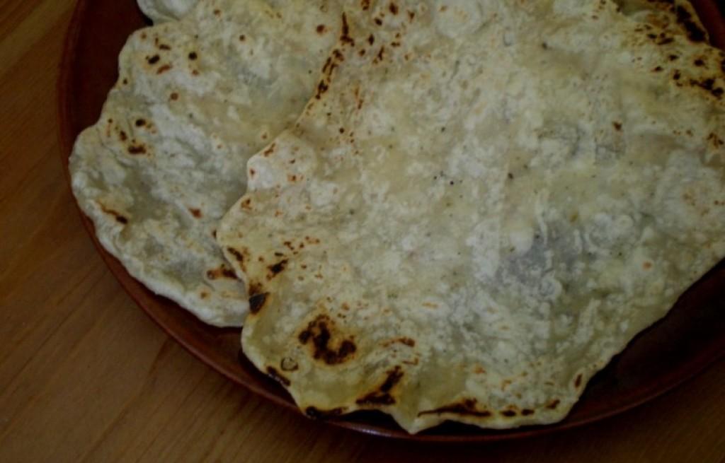 Roti (Indyjski chleb)