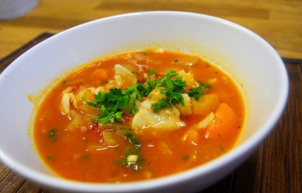 Zuppa di Baccala