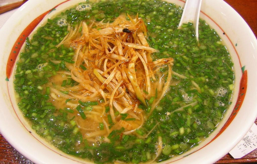 Zupa porowa z miso