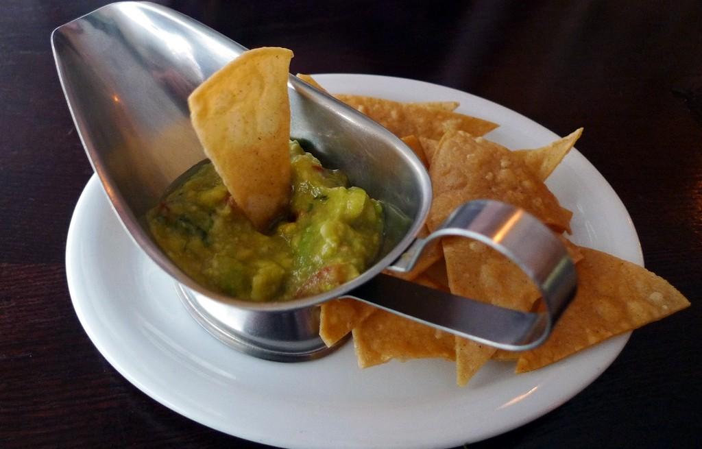 Tacos z guacamole