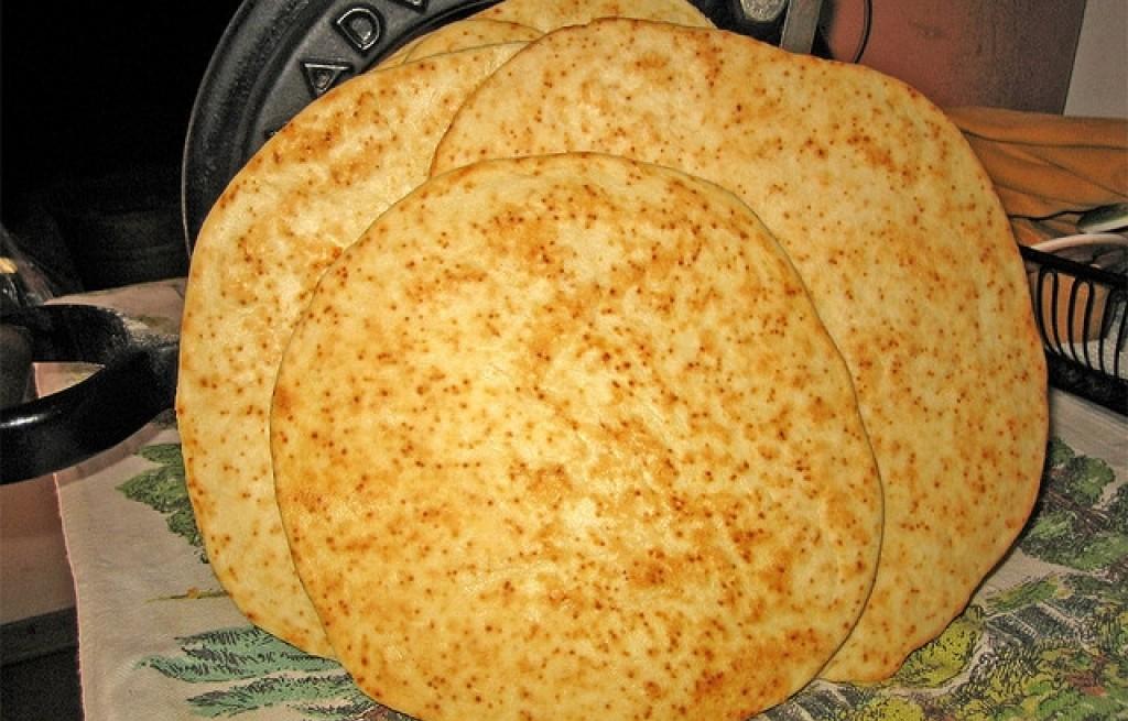 Placki tortilli z miodem