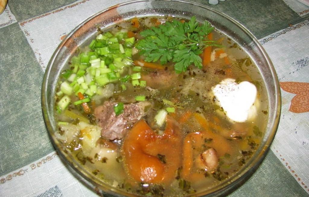 Szczi - rosyjska zupa