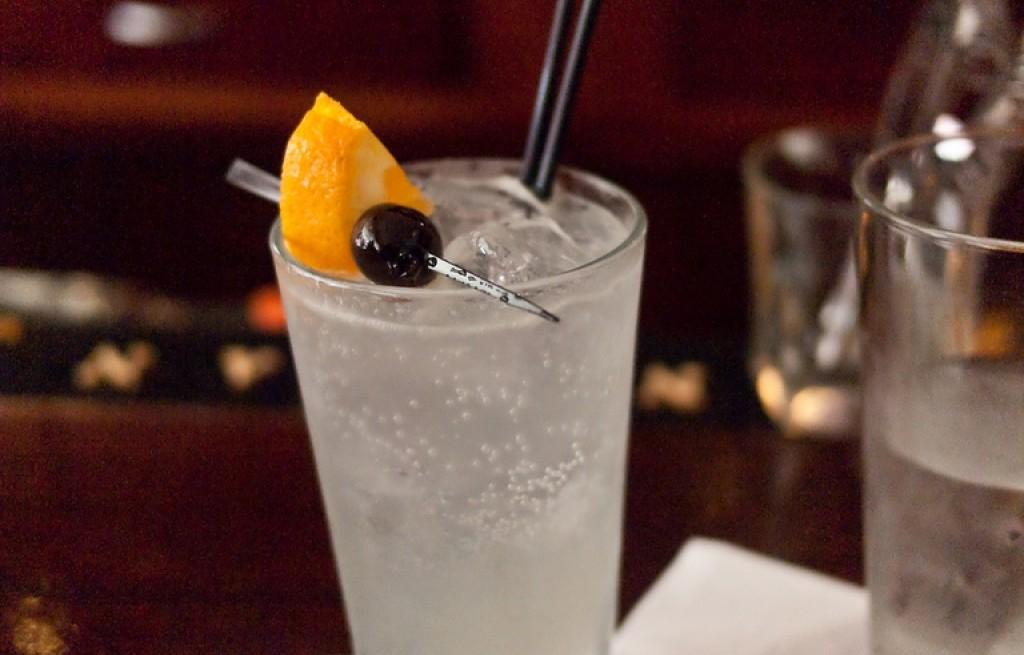 Tom Collins-drink