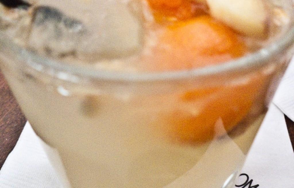Drink brzoskwiniowo-gruszkowy