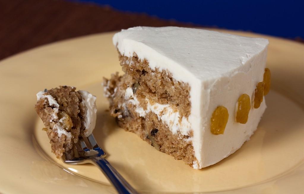 Ciasto z pasternakiem