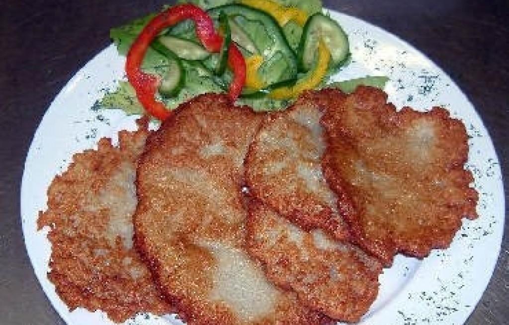 Pulpety rybne z ziemniakami
