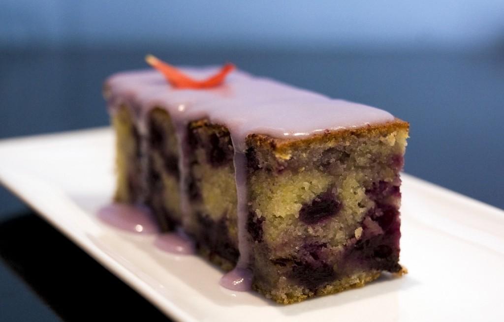 Ciasto jagodowo-cytrynowe