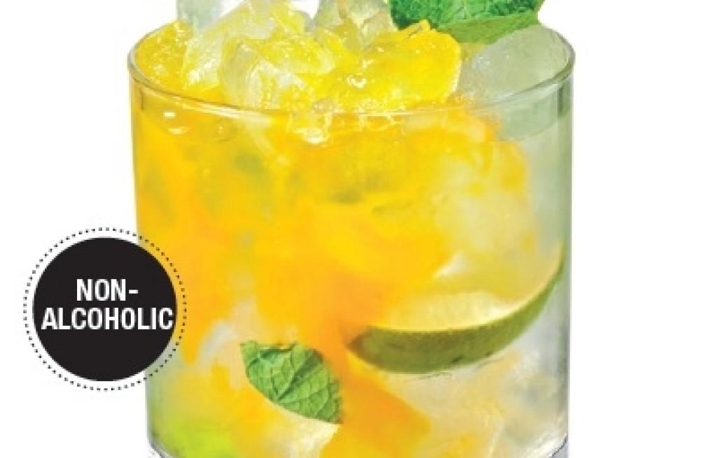 Virgin Mango Mojito – drink bezalkoholowy
