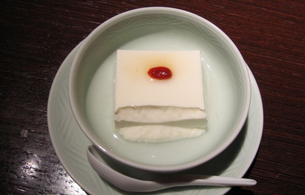 Tofu w galaretce