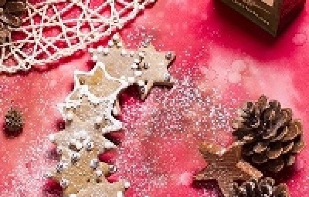 Ciasteczka świąteczne o smaku herbaty Opowieść wigilijna