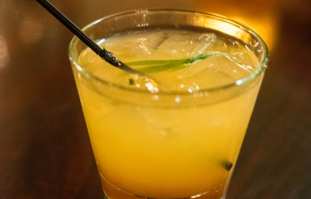 Kwaśna bergamotka (drink)