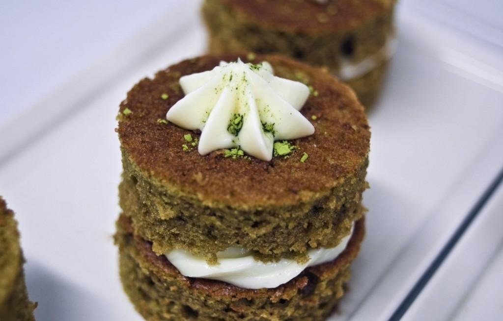 Ciasto herbaciane z serem