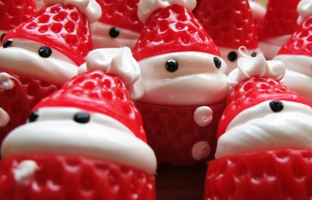 Mikołajowe truskawki