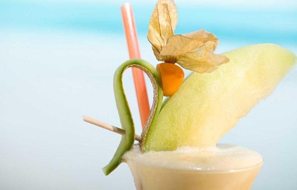 Drink melonowy