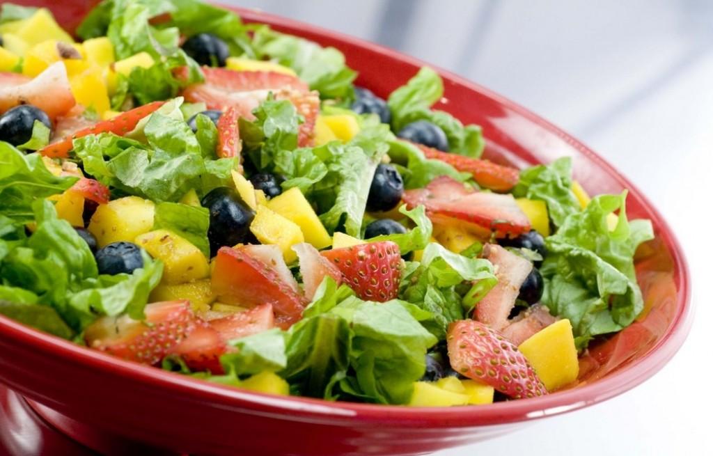 Sałatka  owocowo-ananasowa