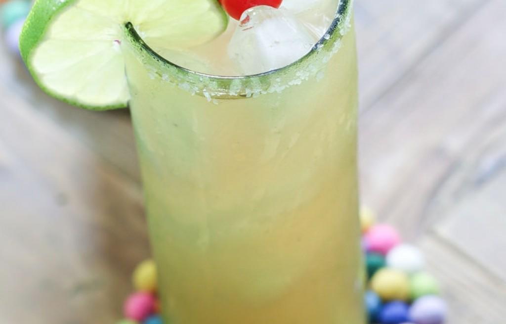 Cherry Beer Margarita