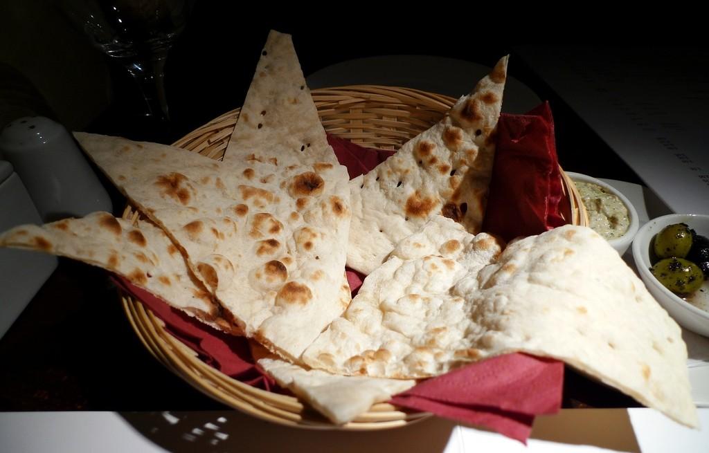 Chleb markouk